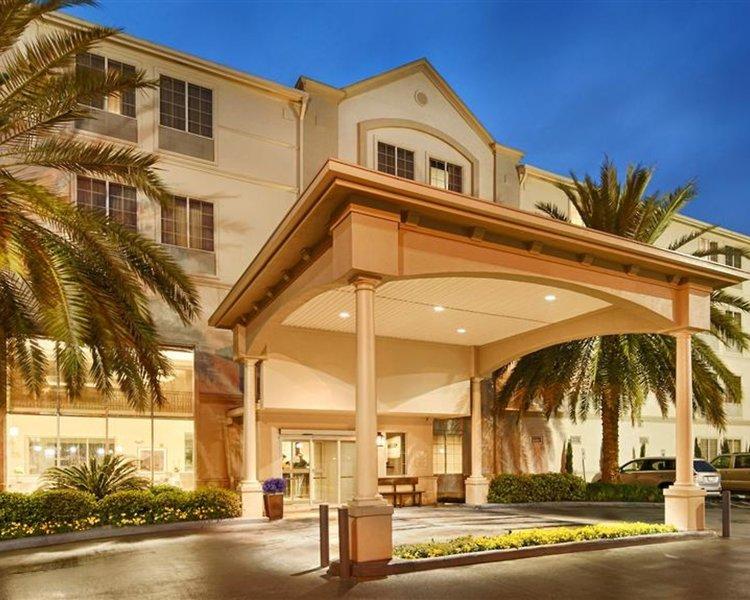 Best Western Plus Downtown Inn & Suites Houston Außenaufnahme