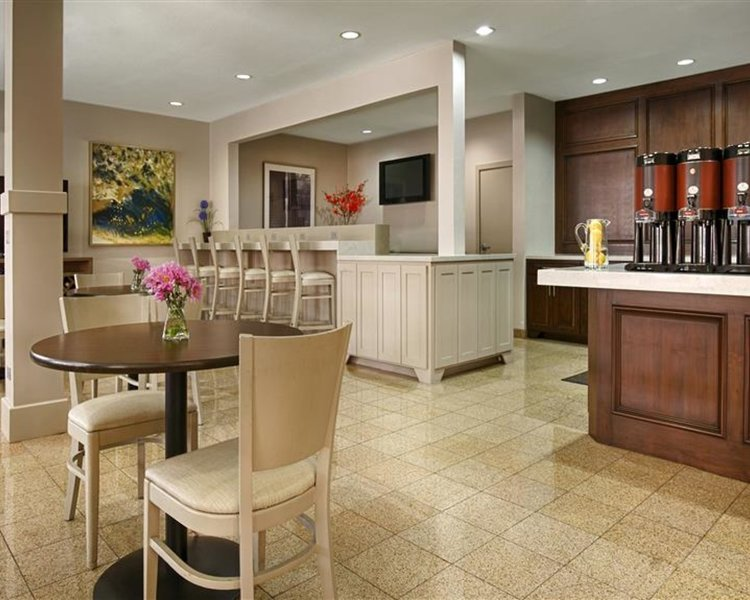 Best Western Plus Downtown Inn & Suites Houston Restaurant