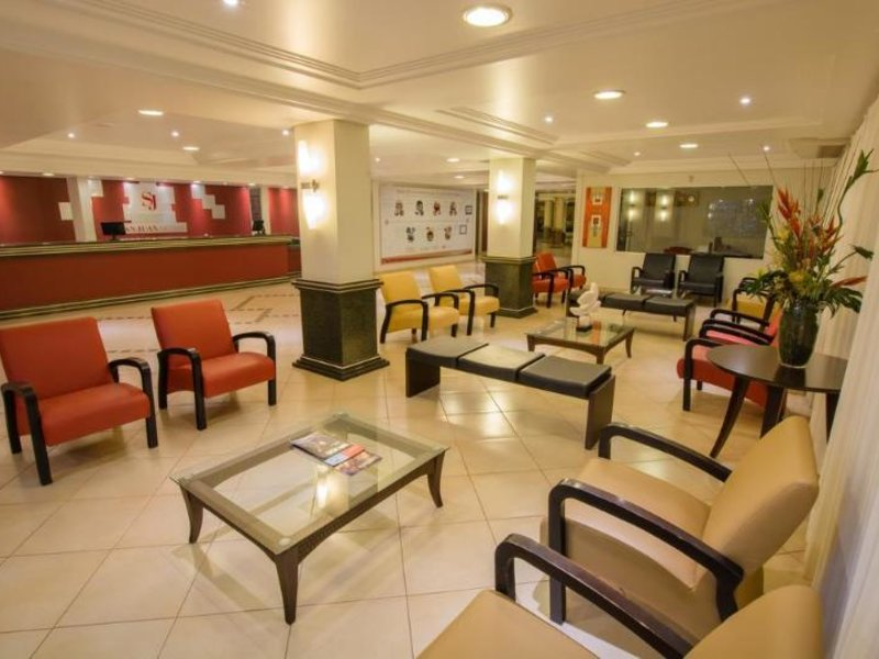 San Juan Eco Lounge/Empfang