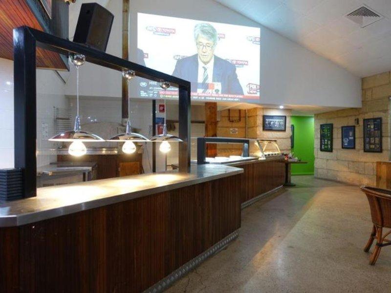 The Kimberley Grande Lounge/Empfang