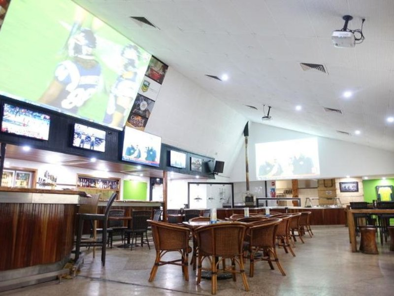 The Kimberley Grande Restaurant