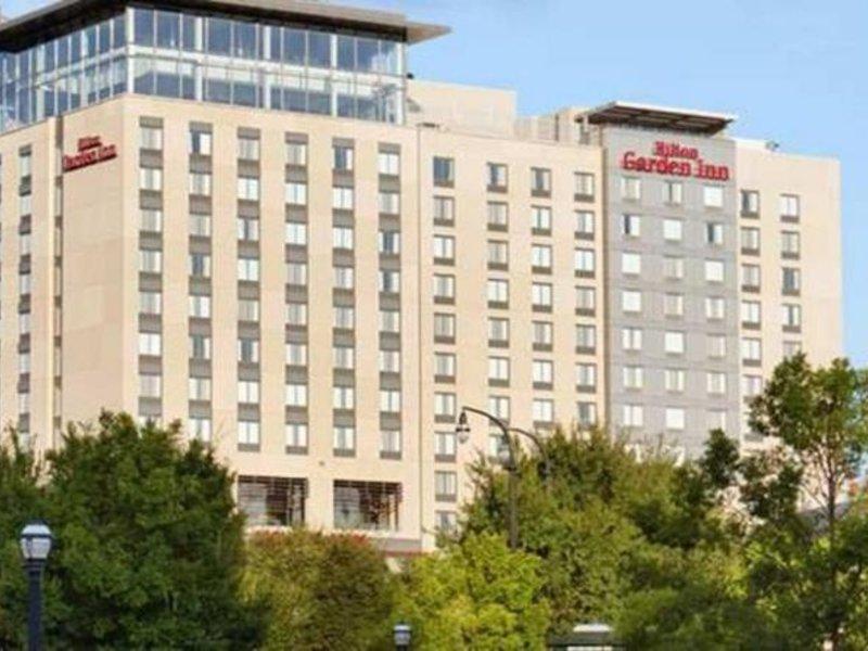 Hilton Garden Inn Atlanta Downtown Außenaufnahme