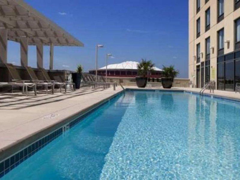 Hilton Garden Inn Atlanta Downtown Pool