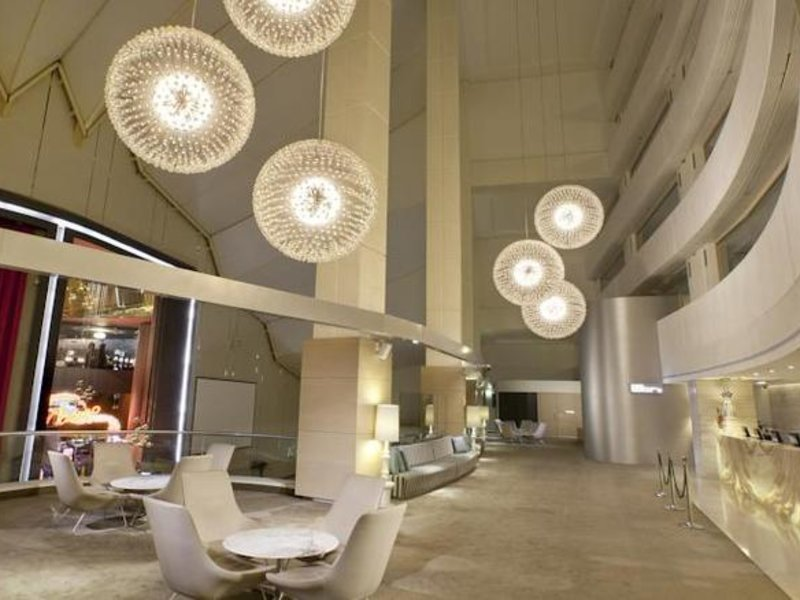 The Star Gold Coast Lounge/Empfang
