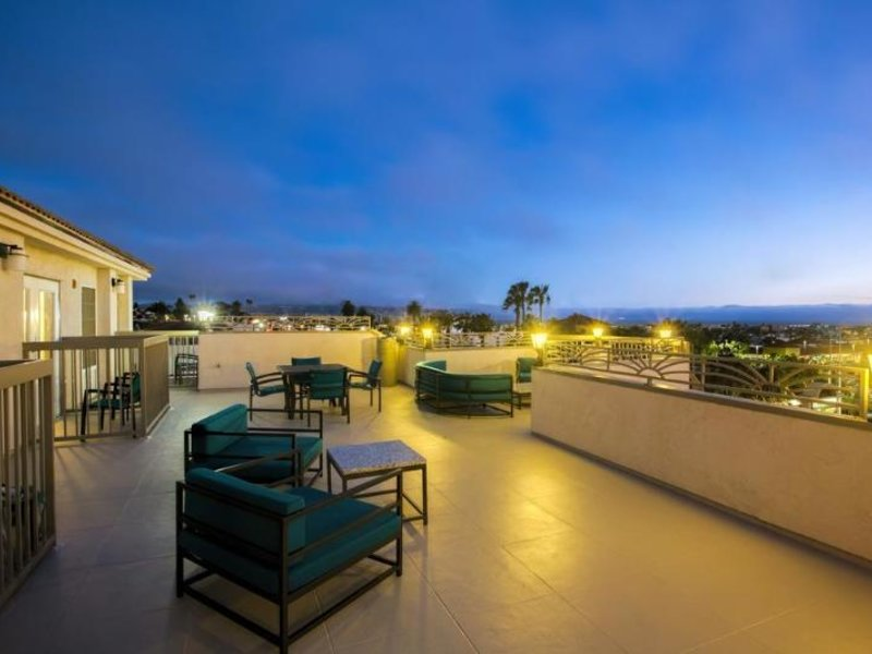 Hampton Inn & Suites, Hermosa Beach Terrasse