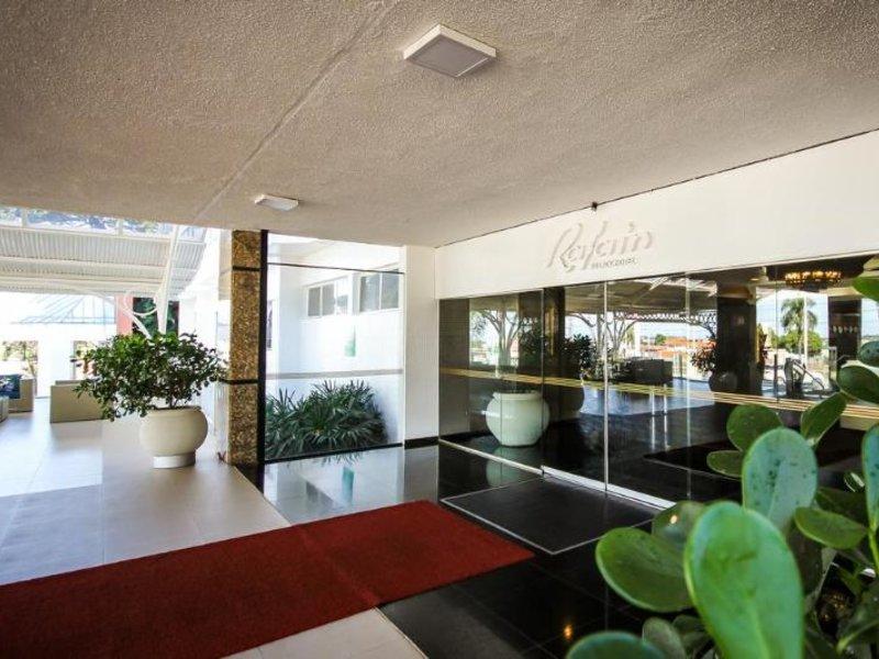 Rafain Palace Lounge/Empfang