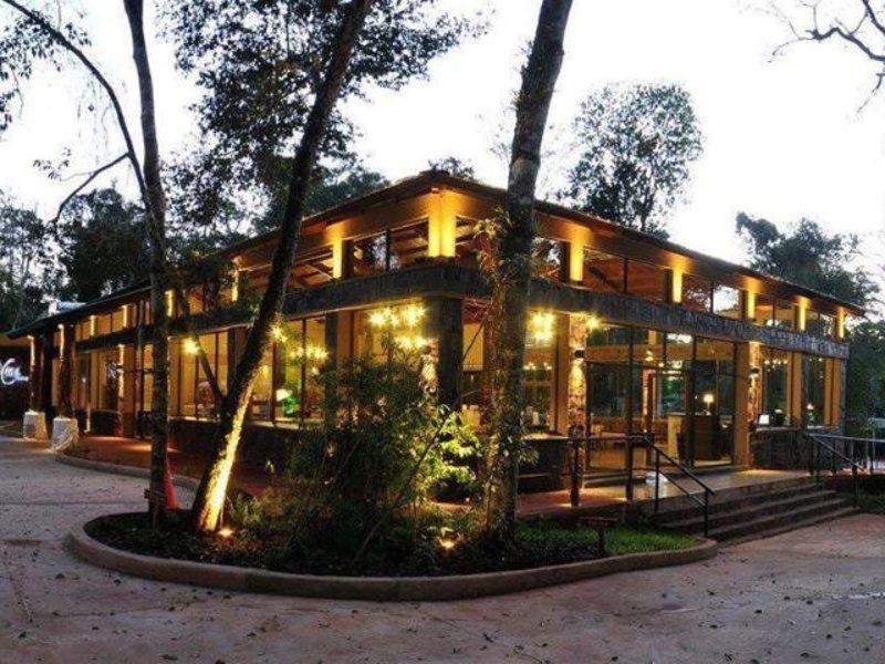 Yvy Hotel de Selva Außenaufnahme