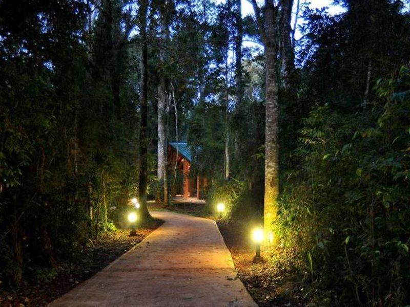 Yvy Hotel de Selva Garten