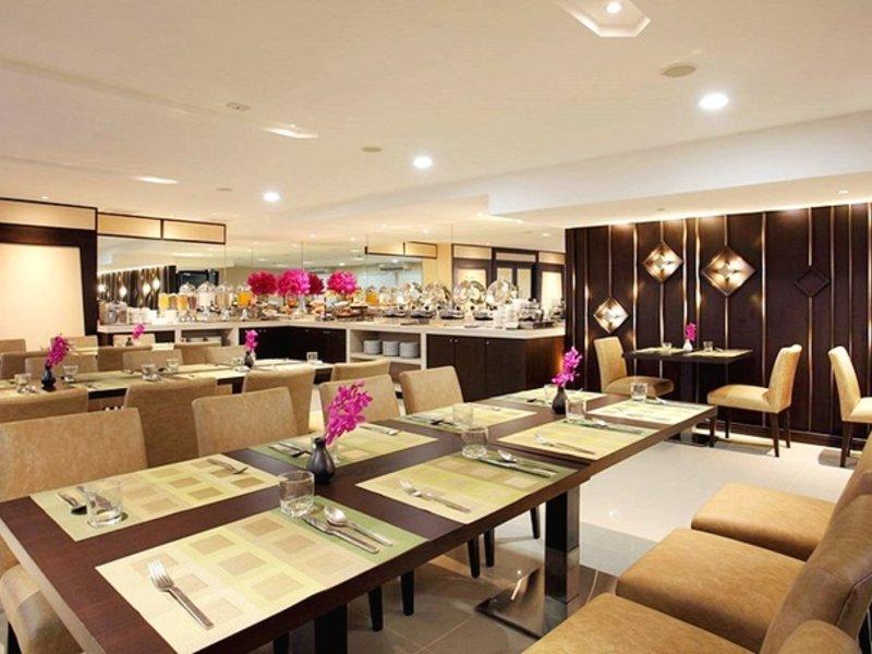 Chiva Bangkok Hotel  Restaurant