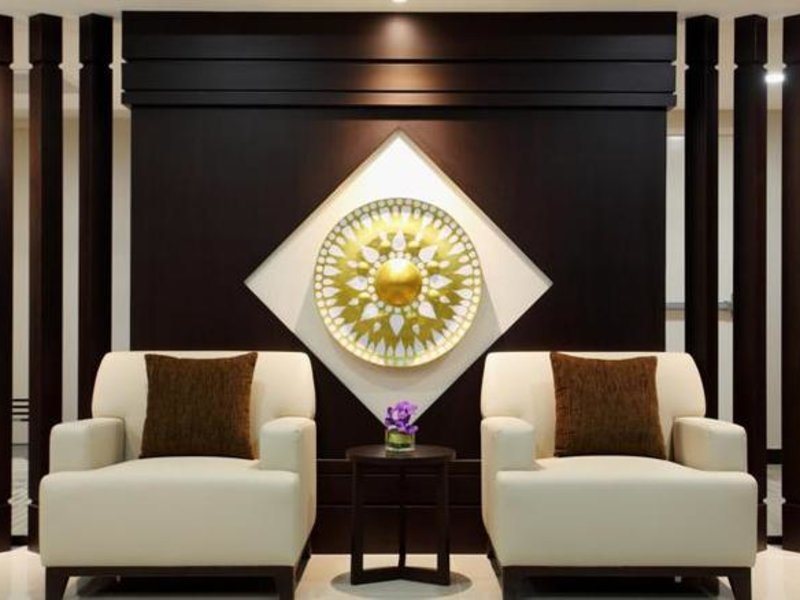 Chiva Bangkok Hotel  Lounge/Empfang