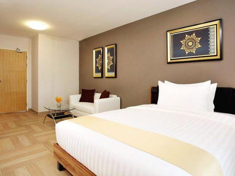 Chiva Bangkok Hotel  Wohnbeispiel