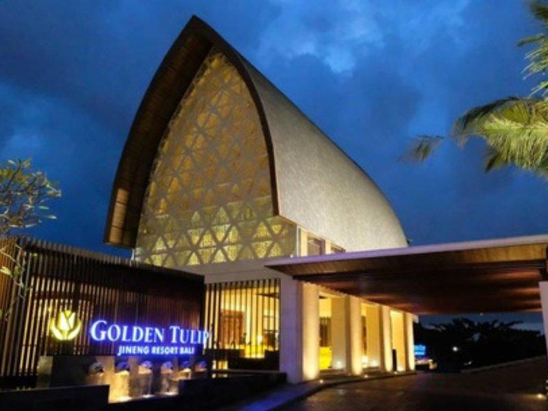 Golden Tulip Jineng Resort Bali Außenaufnahme
