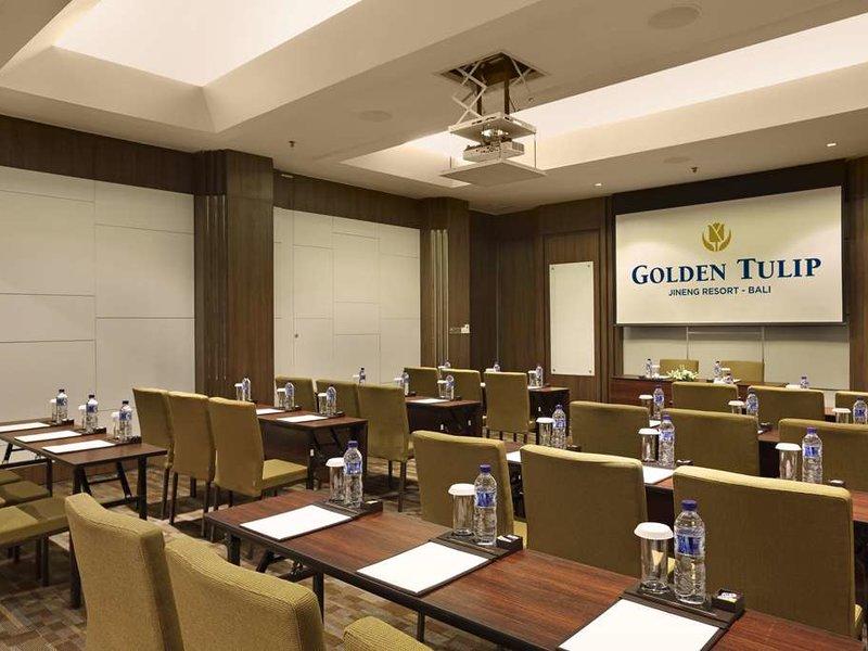 Golden Tulip Jineng Resort Bali Konferenzraum