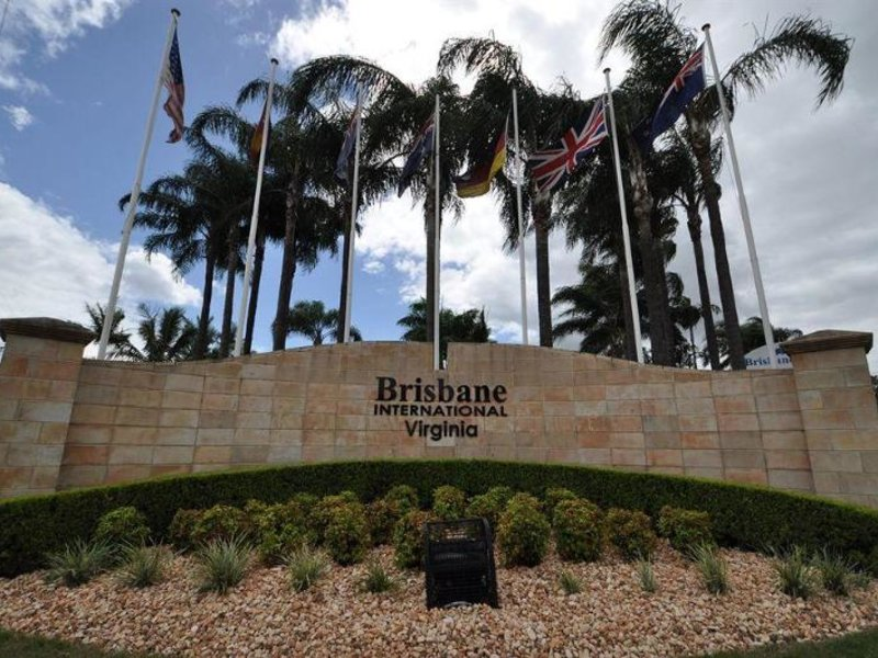 Brisbane International Virginia Außenaufnahme