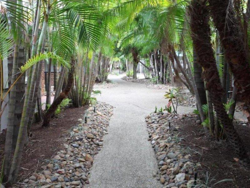 Brisbane International Virginia Garten