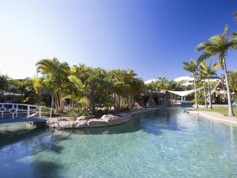 Breakfree Diamond Beach Pool
