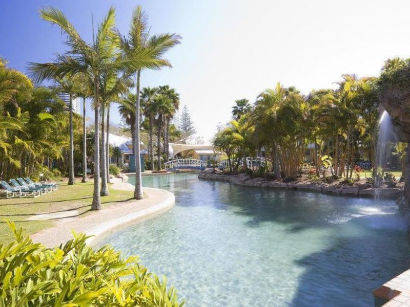 Breakfree Diamond Beach Garten