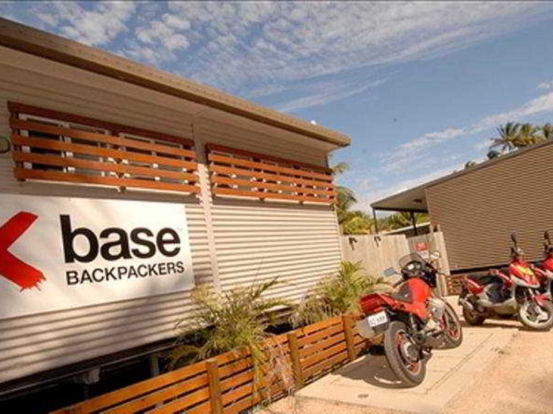 Base Backpackers Magnetic Island Lounge/Empfang