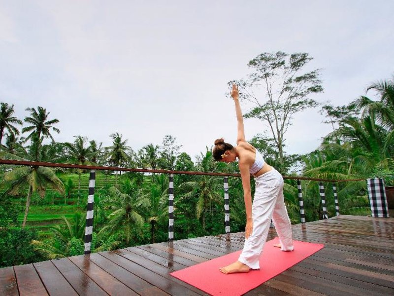 Puri Sebali Resort Sport und Freizeit