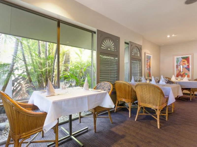 Brisbane International Virginia Restaurant
