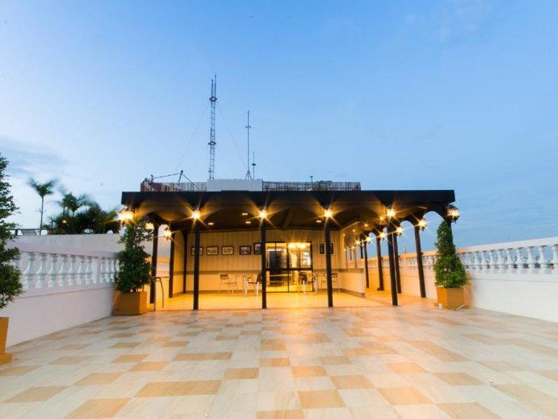 Khaosan Palace Landschaft