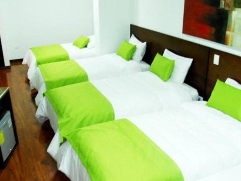 Macao Colombia Hotel Wohnbeispiel