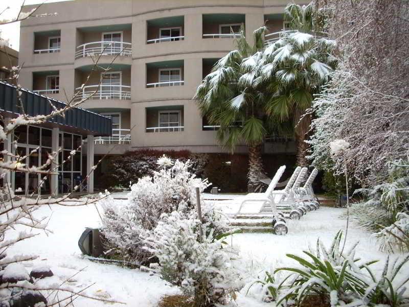 Maue Apart Hotel Terrasse