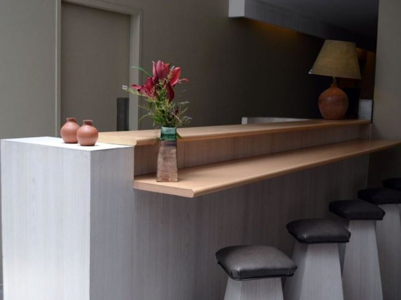 Maue Apart Hotel Lounge/Empfang