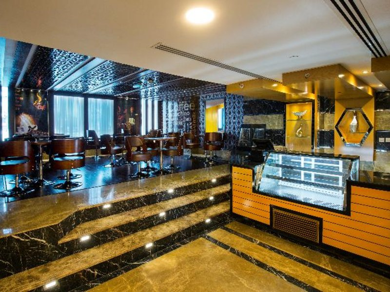 Queen Palace Hotel Lounge/Empfang