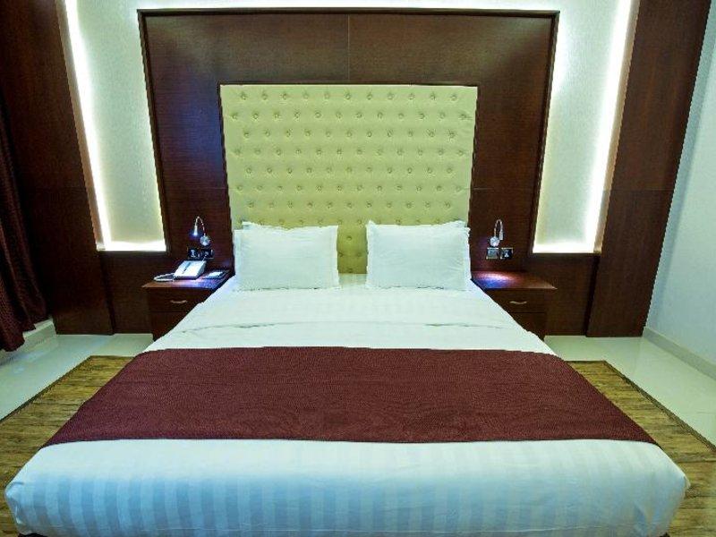 Queen Palace Hotel Wohnbeispiel