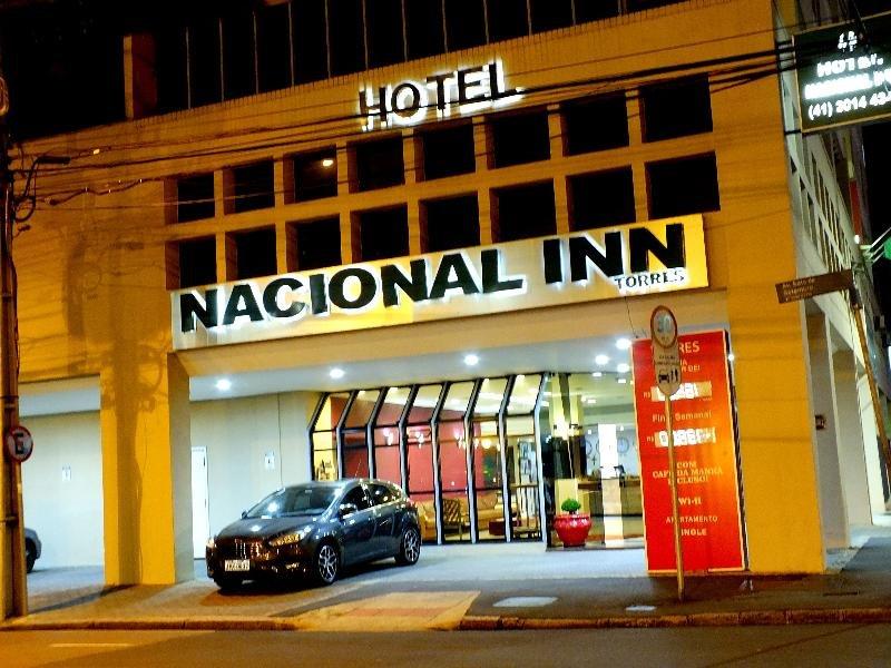 Nacional Inn Torres Hotel Außenaufnahme