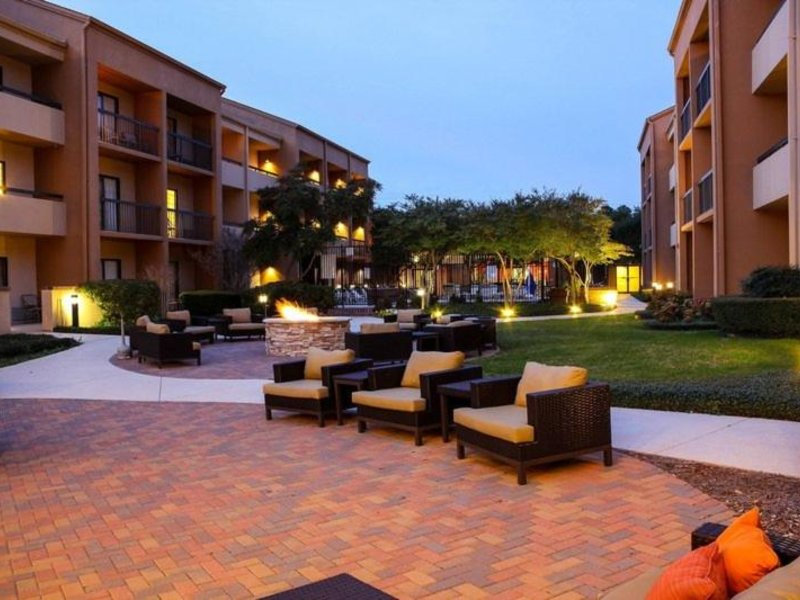 Country Inn & Suites Dallas Love Field - Medical Center Terrasse