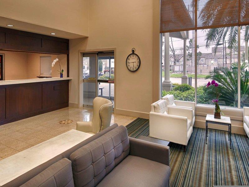 Best Western Plus Downtown Inn & Suites Houston Badezimmer