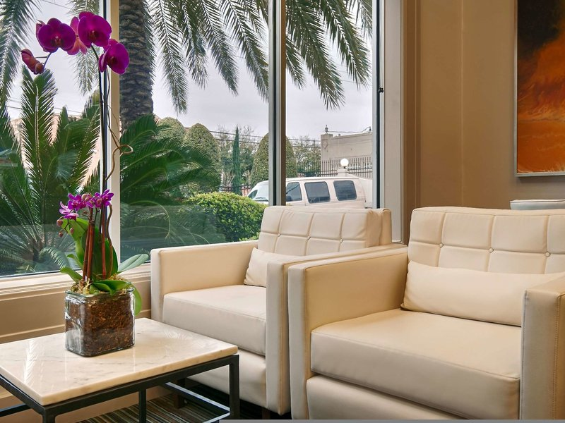 Best Western Plus Downtown Inn & Suites Houston Lounge/Empfang