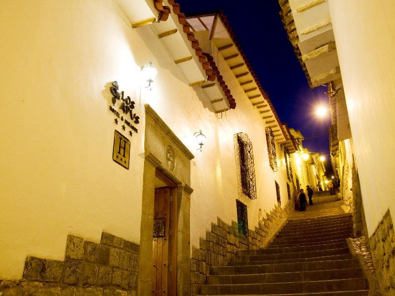 Los Apus Hotel & Mirador Außenaufnahme
