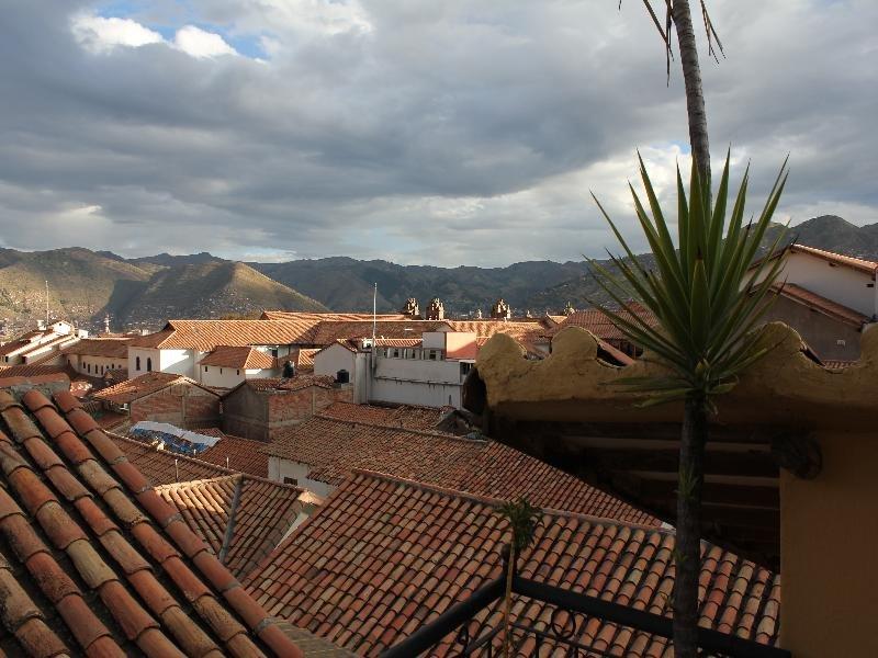 Los Apus Hotel & Mirador Terrasse