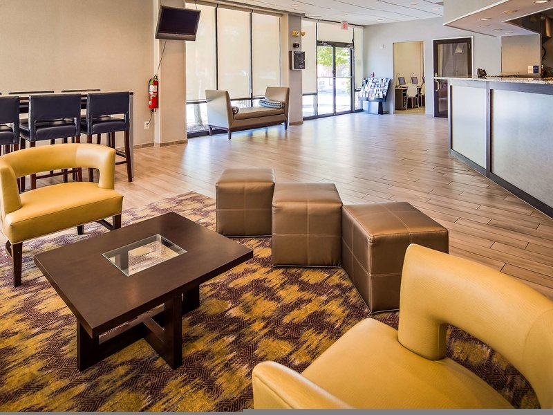 Best Western Pentagon-Reagan National Airport Lounge/Empfang