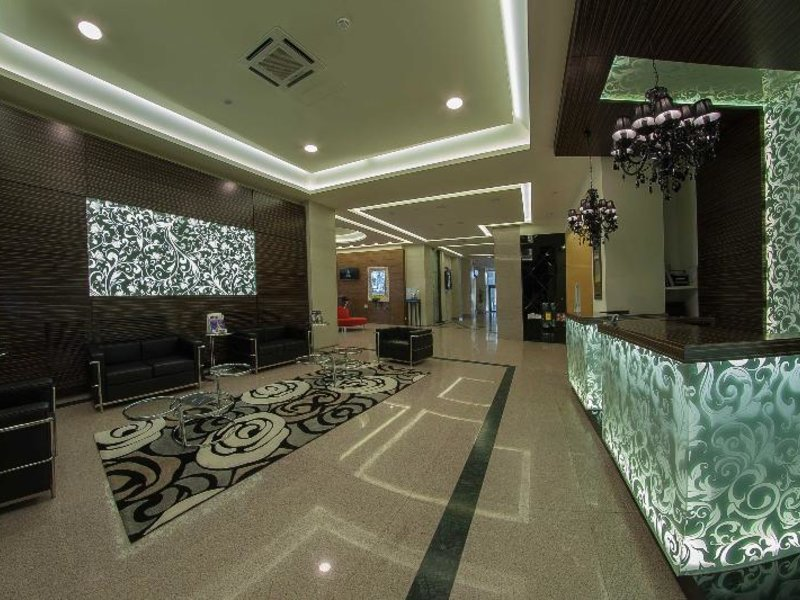 Opera Suite Hotel Lounge/Empfang