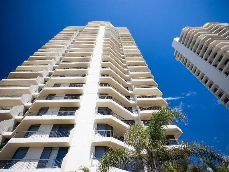 Paradise Centre Apartments Restaurant