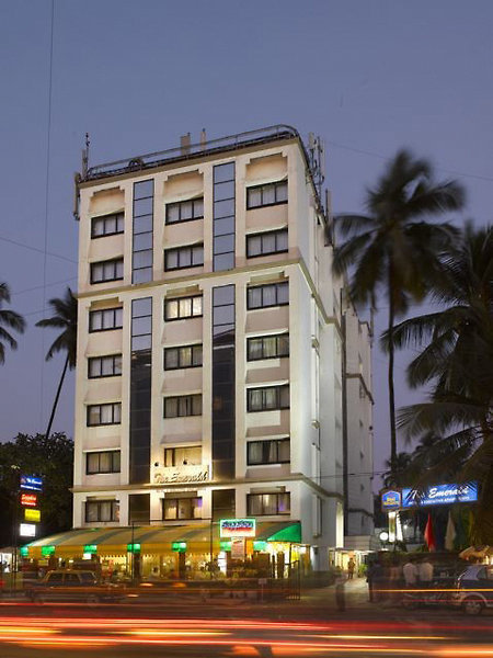 The Emerald Hotel & Executive Apartments Außenaufnahme