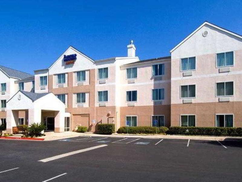 Fairfield Inn & Suites by Marriott Austin South Außenaufnahme