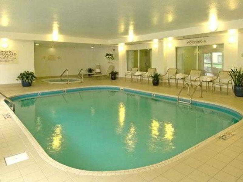 Fairfield Inn & Suites by Marriott Austin South Hallenbad