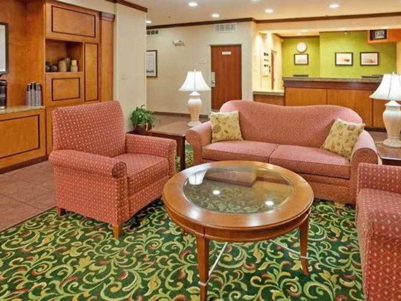 Fairfield Inn & Suites by Marriott Austin South Lounge/Empfang