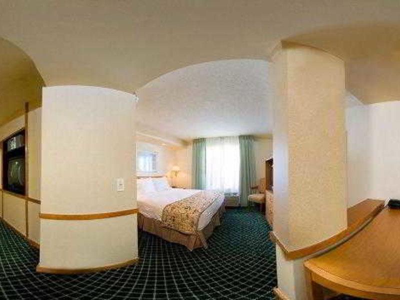 Fairfield Inn & Suites by Marriott Austin South Wohnbeispiel