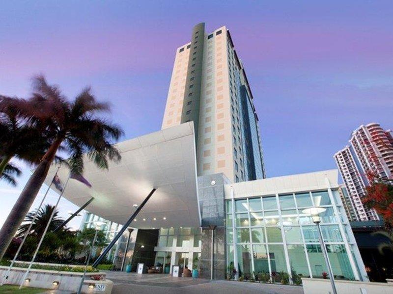 voco Gold Coast Außenaufnahme