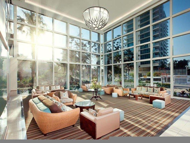 voco Gold Coast Lounge/Empfang