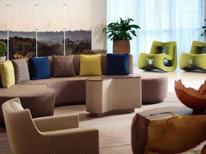 Atlanta Marriott Northwest at Galleria Lounge/Empfang