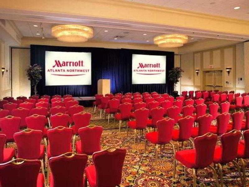Atlanta Marriott Northwest at Galleria Konferenzraum