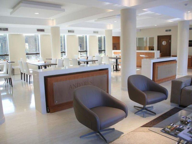Andares del Agua Lounge/Empfang