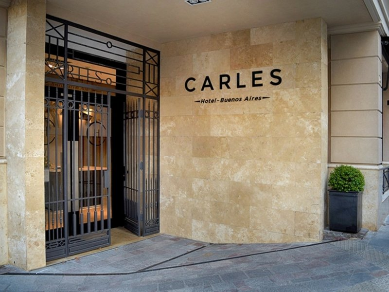 Carles Hotel Buenos Aires Lounge/Empfang